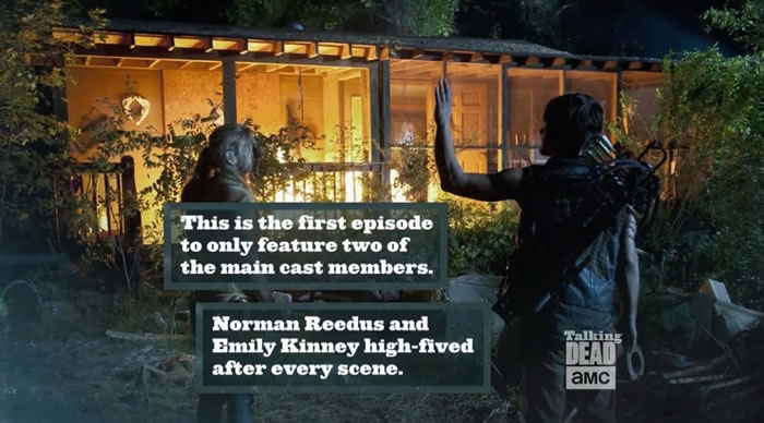 Walking Dead - 44 Things You Never Knew (8)