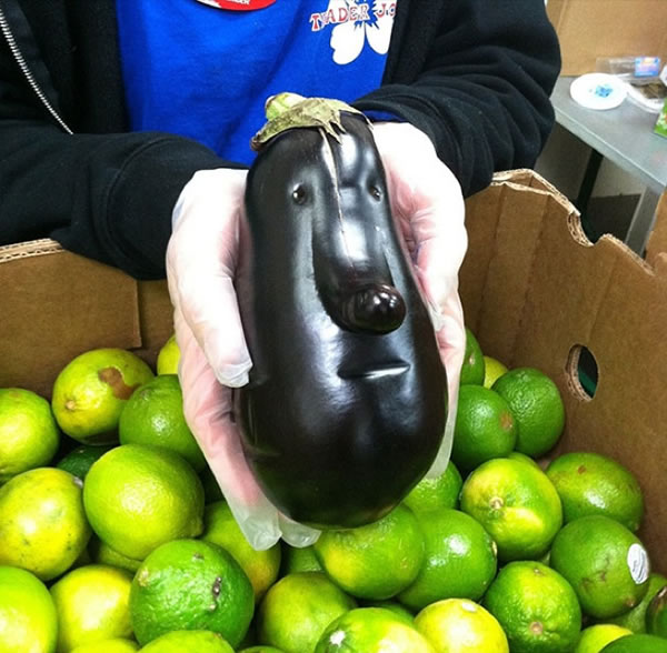10 Funny Vegetables That Are Shaped Like Something Else 8