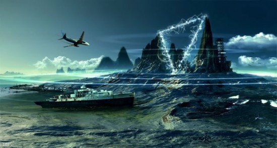 Bermuda Triangle - 10 Mysterious Places Similar To The Bermuda Triangle 4