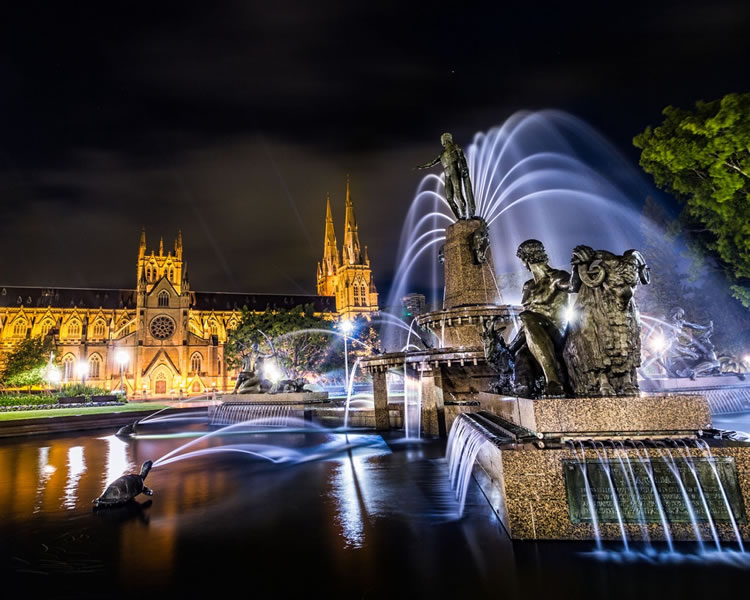 10 Of The Most Spectacular Water Fountains From Around The World 6
