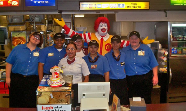 10 Shocking McDonalds Facts You Probably Don't Know 1