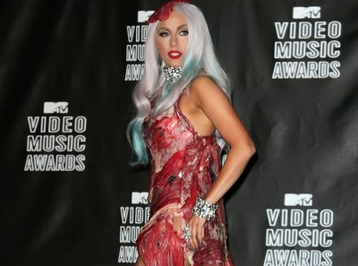 12 Most Outrageous Dresses Worn By Lady Gaga In Public