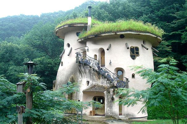 17 Amazing Real Life Fairy Tale Cottages