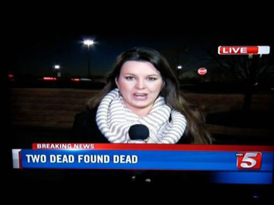17 Of The Most Funniest TV News Caption Fails 2