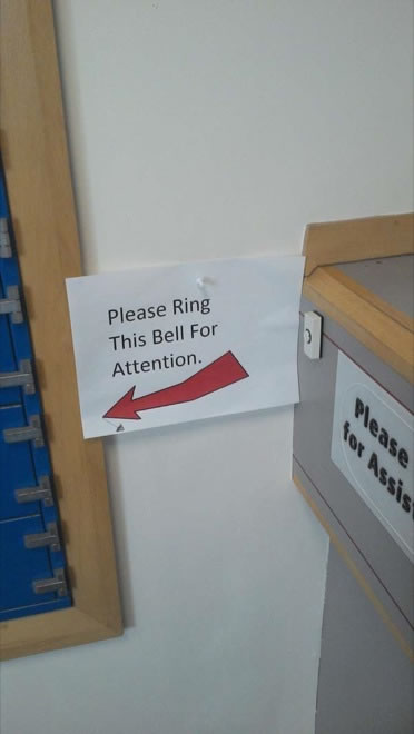 20 hilarious Signs That Are Ironically Out Of Place 2