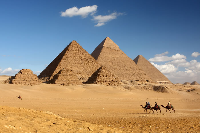 25 Most Famous Landmarks From Around The World 11