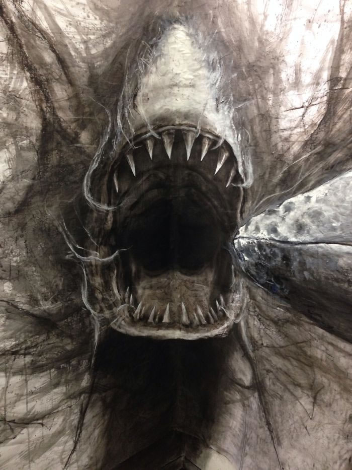 3d Artist Creates Ferocious Life-Sized Beasts (2)