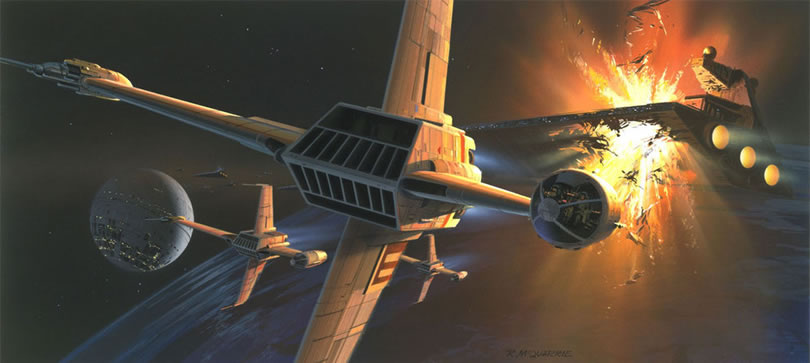 Absolutely Original Concept Star Wars Art Ideas By Ralph McQuarrie 10
