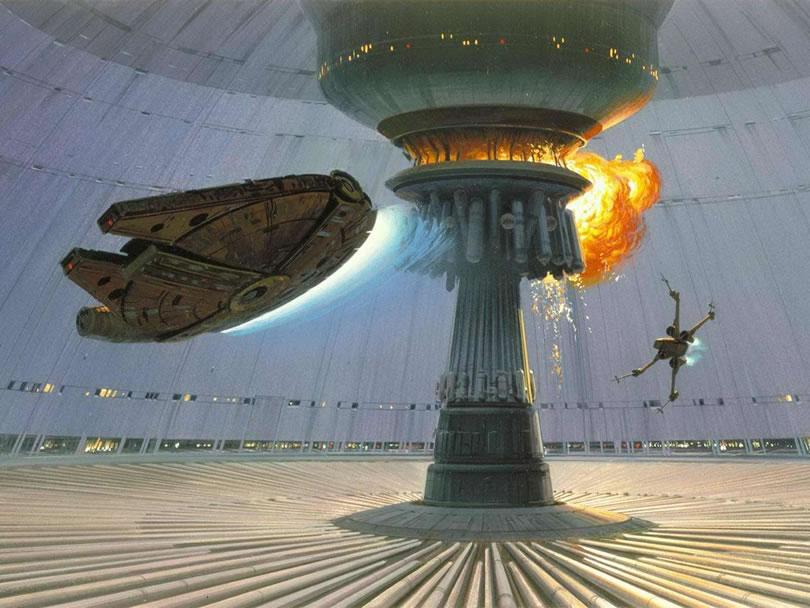 Absolutely Original Concept Star Wars Art Ideas By Ralph McQuarrie 12