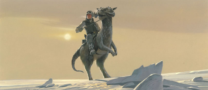 Absolutely Original Concept Star Wars Art Ideas By Ralph McQuarrie 3