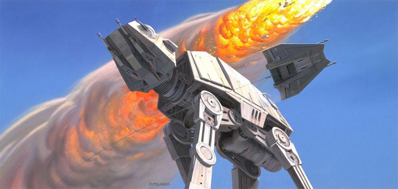 Absolutely Original Concept Star Wars Art Ideas By Ralph McQuarrie 4
