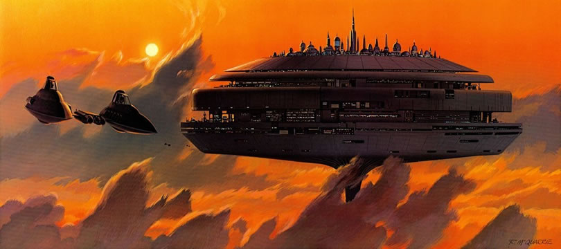 Absolutely Original Concept Star Wars Art Ideas By Ralph McQuarrie 5
