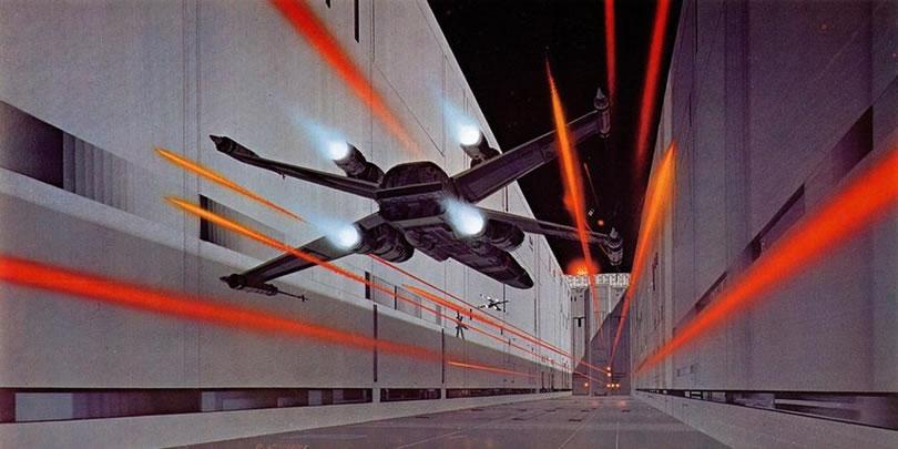 Absolutely Original Concept Star Wars Art Ideas By Ralph McQuarrie 6