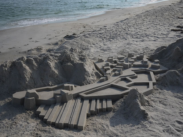 Amazing Sand Castles Turned Into Art 11