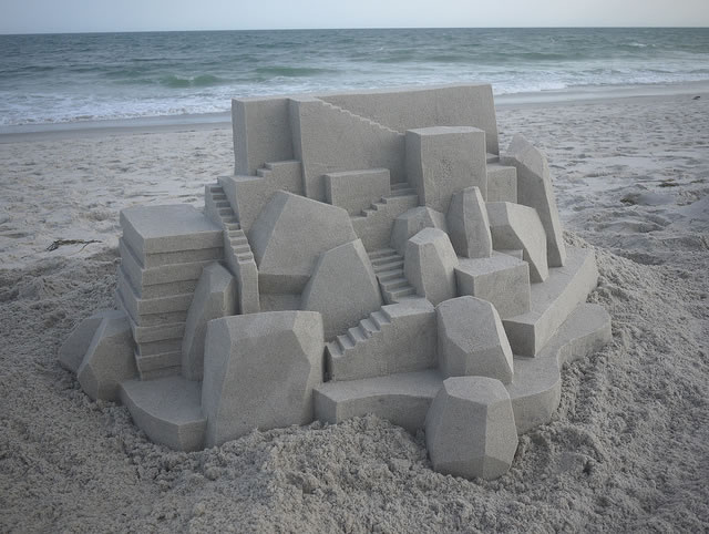 Amazing Sand Castles Turned Into Art 16