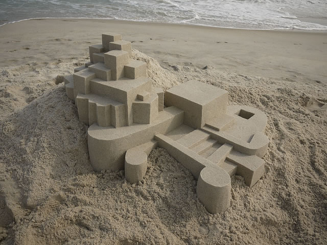 Amazing Sand Castles Turned Into Art 17