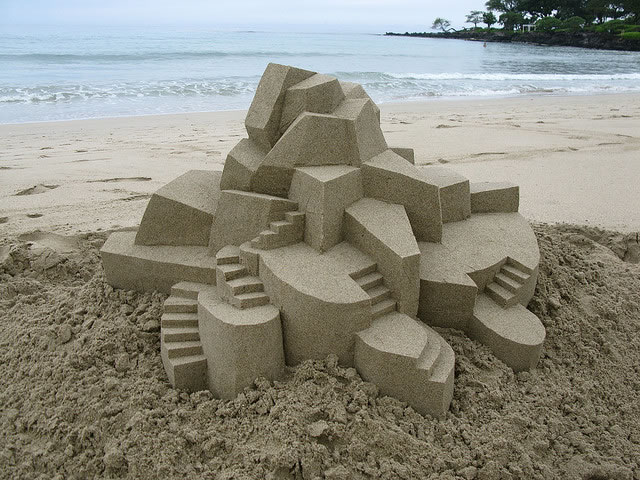 Amazing Sand Castles Turned Into Art 18