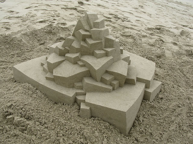 Amazing Sand Castles Turned Into Art 19