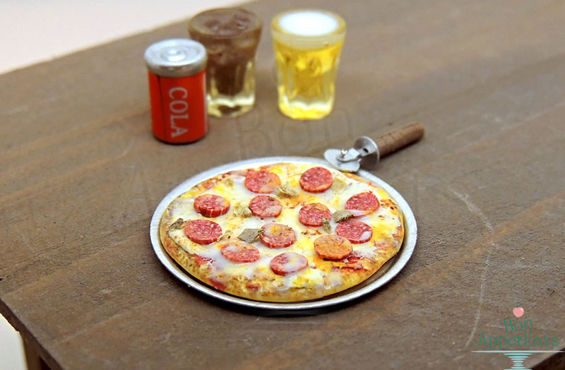 Amazing Scaled Miniature Food By Bon-AppetEats