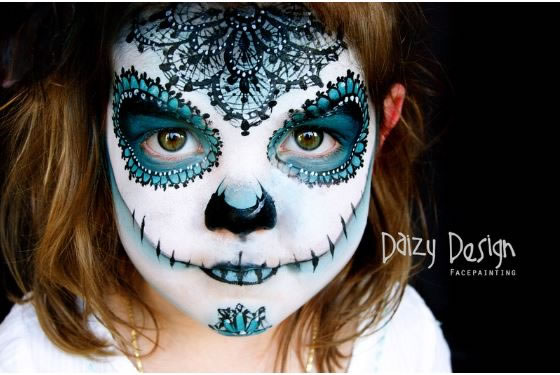 Face-Painters-Turn-Kids-Into-Monsters-1