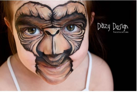 Face-Painters-Turn-Kids-Into-Monsters-10
