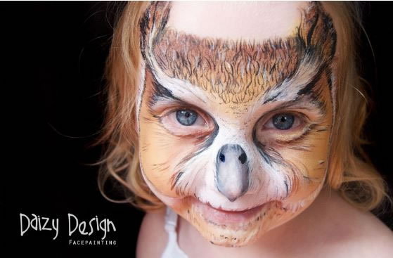 Face-Painters-Turn-Kids-Into-Monsters-12