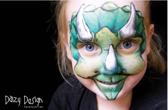 Face-Painters-Turn-Kids-Into-Monsters-13