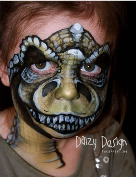 Face-Painters-Turn-Kids-Into-Monsters-7