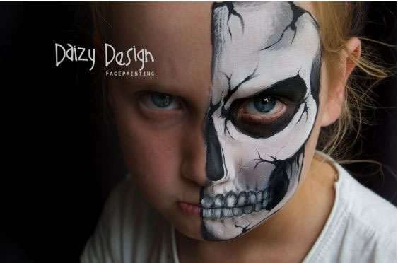 Face-Painters-Turn-Kids-Into-Monsters-8