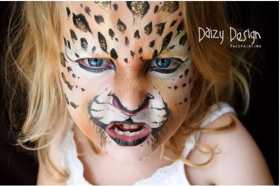 Face-Painters-Turn-Kids-Into-Monsters-9