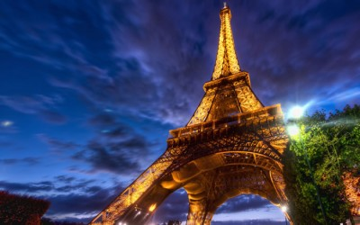 Fun Facts About The Eiffel Tower To Celebrate It's 125th Birthday