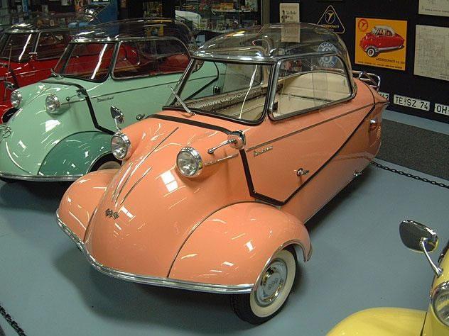 Messerschmitt - Smallest Cars