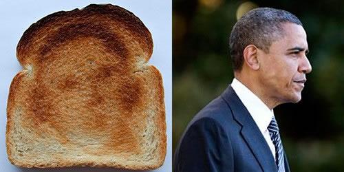 Toast Obama