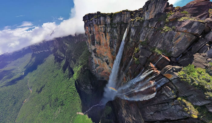 Top 10 Most Stunning Waterfalls From Around The World 1