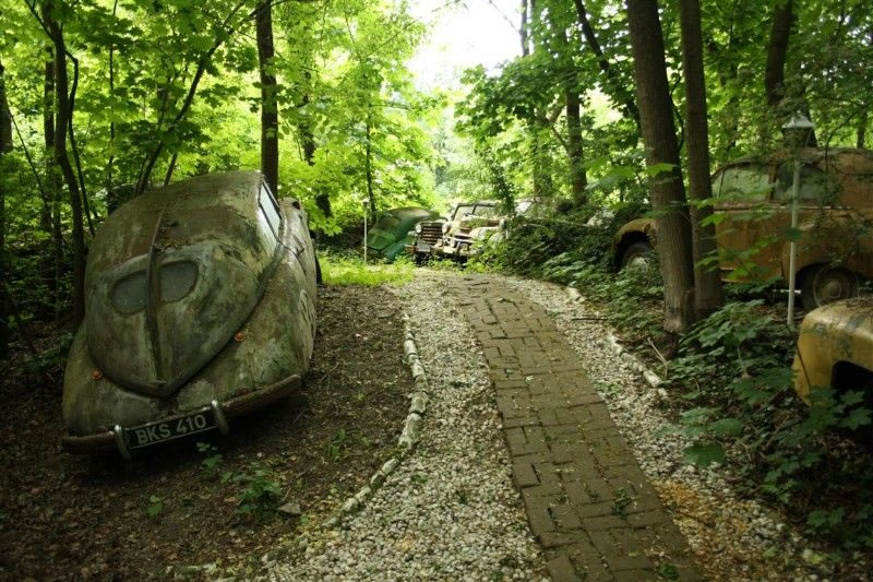 Vintage Supercars (4)