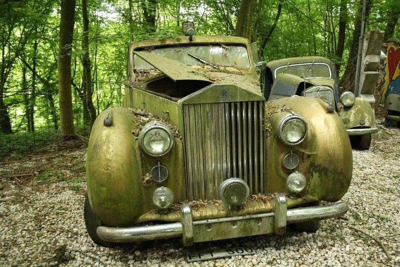 Vintage Supercars (8)