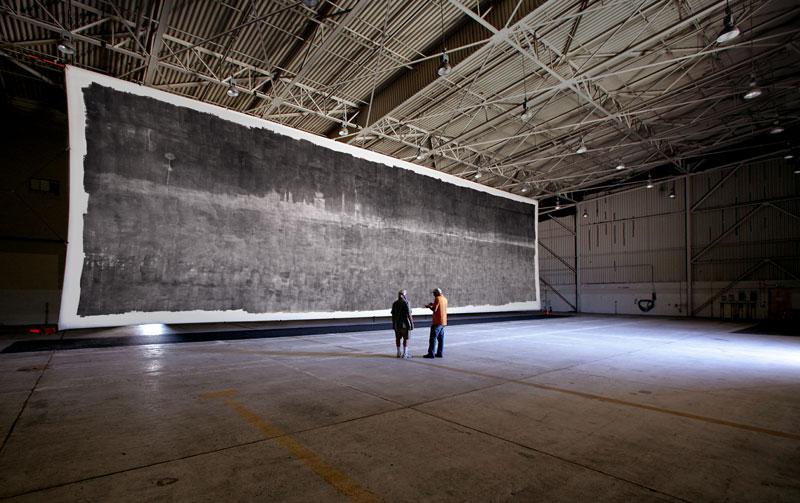 World's Biggest photo Taken By World's Biggest Camera (1)