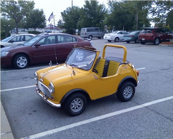 Amazing Cutest And Smallest Cars Ever Made