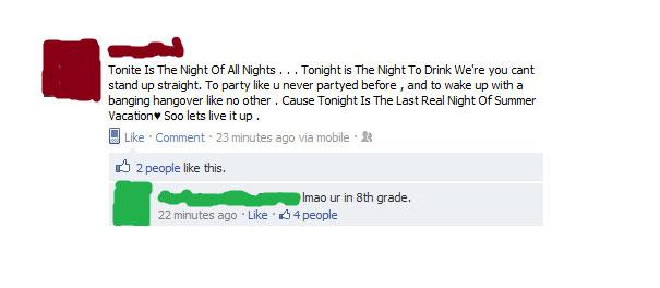 And The Winner Of The Most Stupid Thing Said On Facebook Is (15)