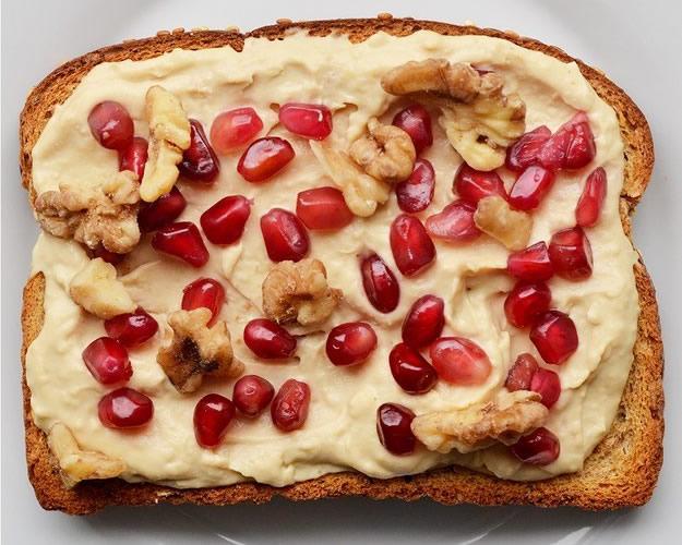 Breakfast Toast 12 Delicious Healthy Recipes (10)