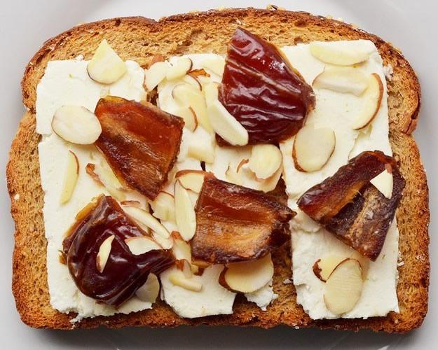 Breakfast Toast 12 Delicious Healthy Recipes (2)