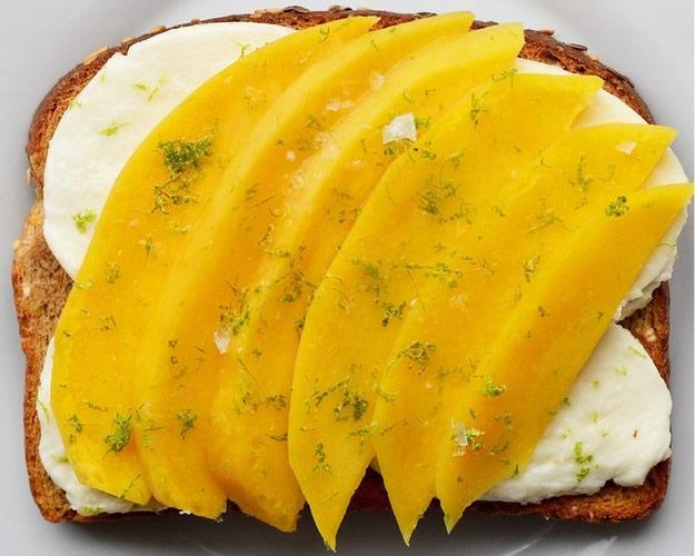 Breakfast Toast 12 Delicious Healthy Recipes (7)