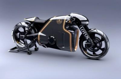 Lotus Motorcycle C-01 Amazing New Superbike