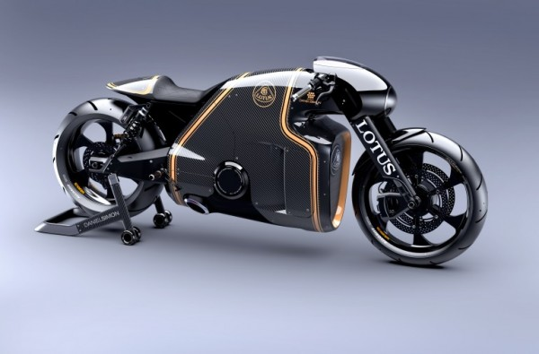 Lotus Motorcycle C-01 Amazing New Superbike (1)