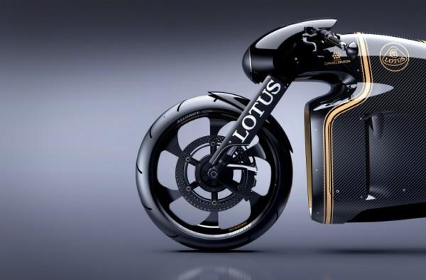 Lotus Motorcycle C-01 Amazing New Superbike (2)