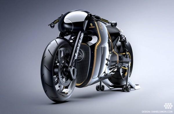 Lotus Motorcycle C-01 Amazing New Superbike (5)