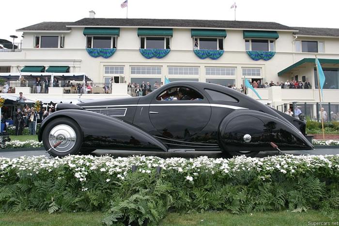Luxury Automobiles - 1925 Rolls Royce Phantom I (2)