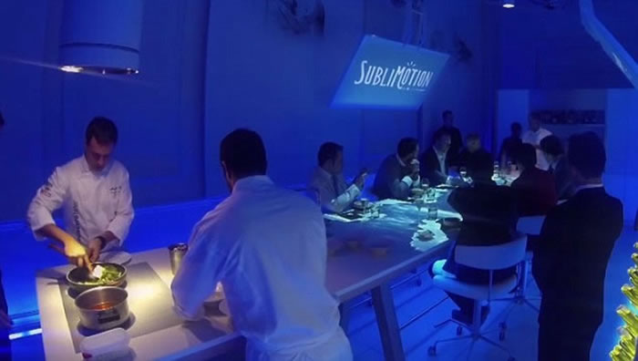 Most Expensive Restaurant Opens And Serves 20 Course Meal 3