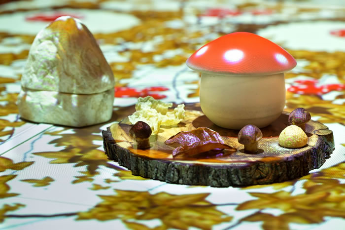 Most Expensive Restaurant Opens And Serves 20 Course Meal 5