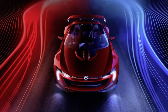 Volkswagen Build Gran Turismo GTI Roadster Supercar 4
